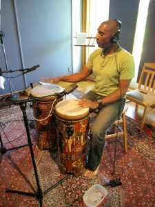 "Percussionist Jeff Haynes on Shambhu ""Sacred Love"""